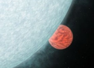 A red giant with a planet | Space | EarthSky