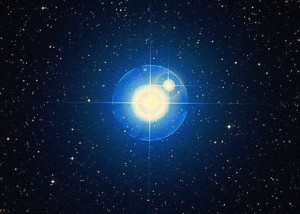 Zubenelgenubi via AAO/STScI/WikiSky