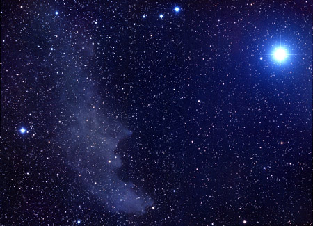 Rigel In Orion Is Blue White Brightest Stars Earthsky