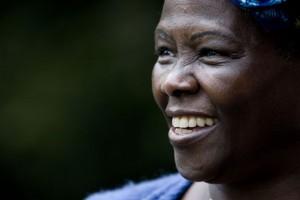 Wangari Maathai via Africa Review
