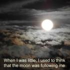 Full moon photo by EarthSky community member Fernando Alvarenga in San Salvador.