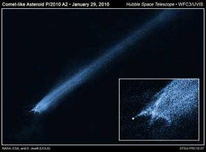 Image Credit: NASA, ESA, and D. Jewitt (UCLA)