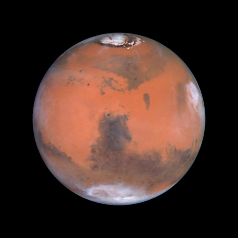 hubble images of mars - photo #2