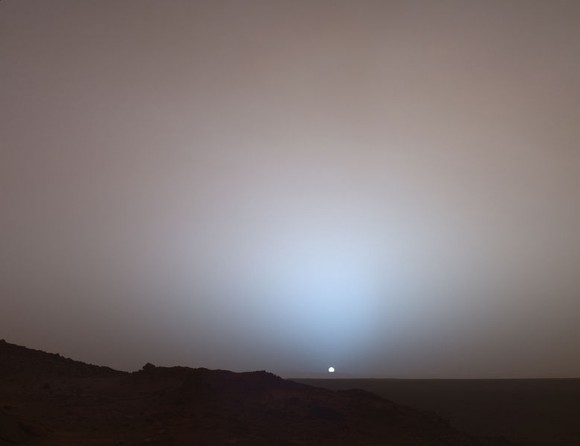 Does Mars have a North Star?   Space   EarthSky