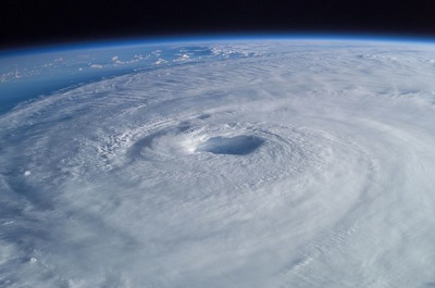 Hurricane Isabel. Image Credit: NASA