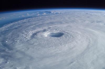 Hurricane Isabel. Image Credit: NASA