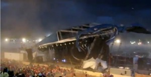 stage collapse at the Indiana State Fair