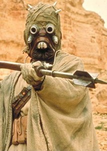 Unlike on Tatooine, a Tusken Raider isn't likely to roam the icy, gaseous planet Kepler 16-b.
