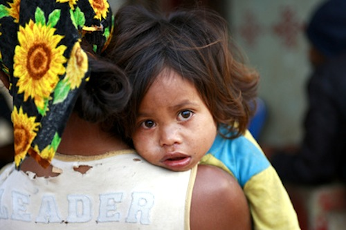 More than half of women today have fewer children needed to replace themselves. (UN)