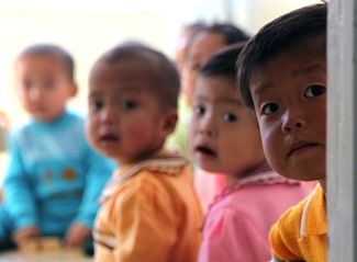 Today's seven billion people face unseen challenges from population growth. Image credit: U.N.