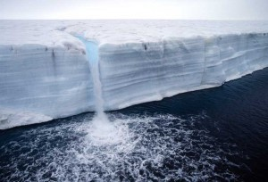 Melting ice via DiscoveryNews