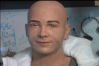 Robots that can human expressions