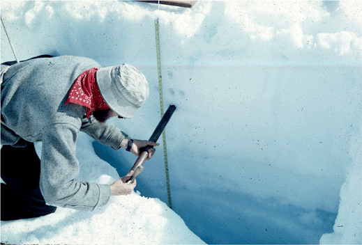 ice core sample dating Ice samples pulled from deep inside glaciers have long served as historical thermometers however, a new study questions whether or not oxygen isotopes ratios in the ice cores can be.