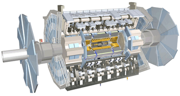 The ATLAS experiment of the Large Hadron Collider