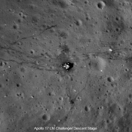 If Aliens Have Been To The Moon They May Have Left