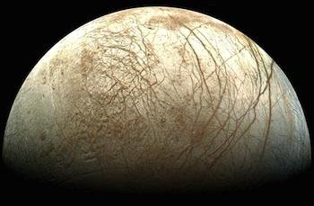 Europa, moon of Jupiter
