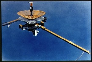 NASA's Galileo spacecraft probed Jupiter's atmosphere and its moons 1995-2003
