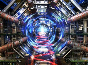 Large Hadron Collider finds hopeful signs of 'God Particle'