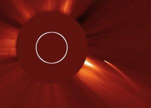 Credit: SOHO (ESA & NASA)