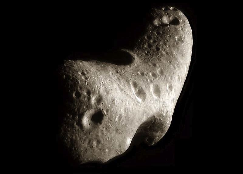 Eros Asteroid Facts images