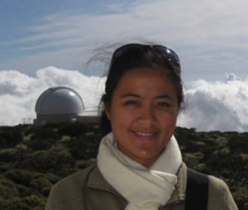 Astronomer Judy Cheng of UC Santa Cruz led the star survey team.