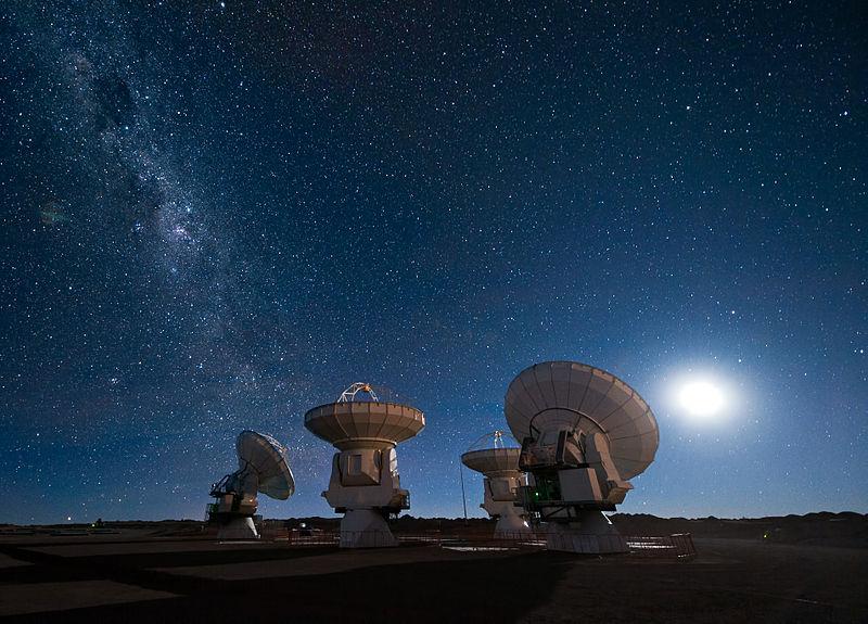 Alma Astrophisical Observatory | Tourism in atacama