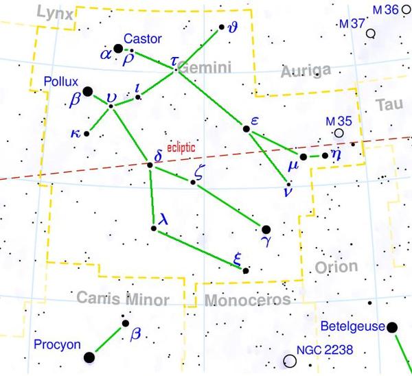 Gemini? Here's your constellation   Astronomy Essentials
