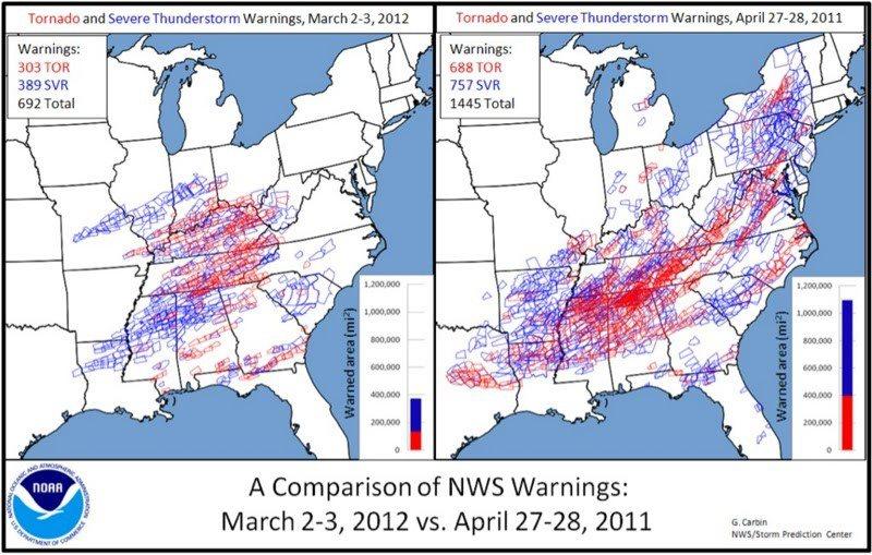 U.S. tornado outbreak February 28-March 3, 2012 | Earth | EarthSky