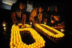 Earth Hour 2012: March 31 8:30 p.m.