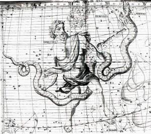Ophiucus, the serpent-bearer