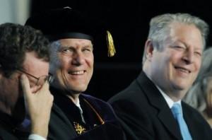 Gore at Hampshire College on April 27 via MassLive.com