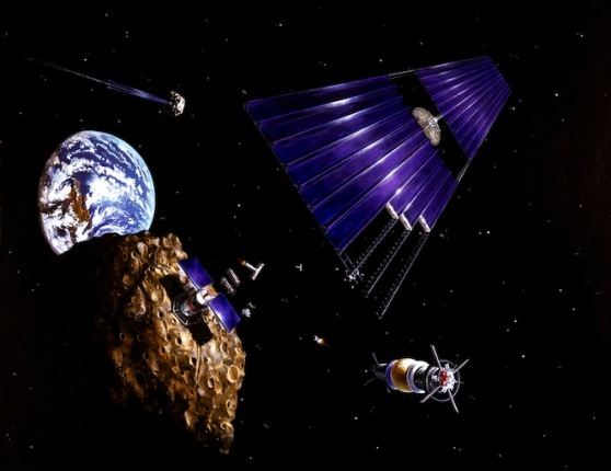 Mining asteroids for water and precious metals   Space ...