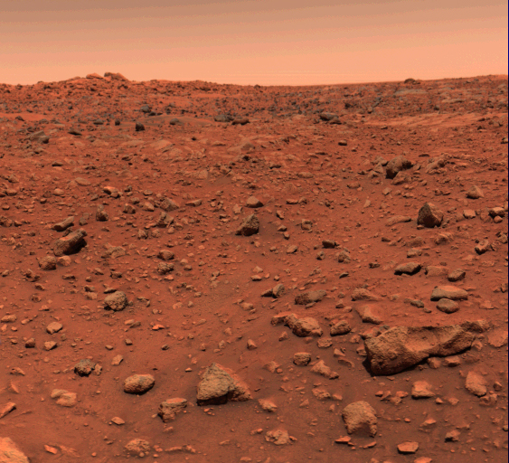 mars planet surface - photo #27