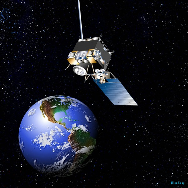 Decline In US Satellites Could Be Costly Earth EarthSky - World from satellite