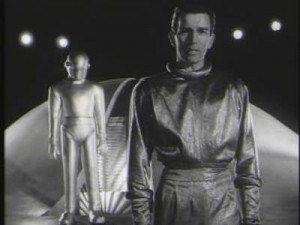 1951 movie The Day the Earth Stood Still