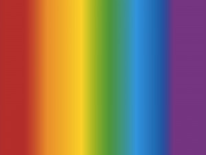 Espectro de colores through Shutterstock