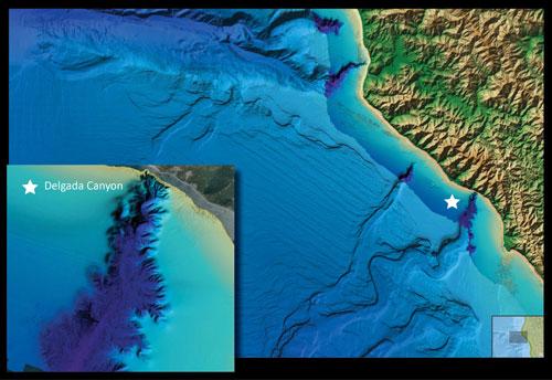 A new ocean floor viewer   Earth   EarthSky Seafloor Maps Showing Topography on caspian sea topography map, ocean floor map, bathymetry map, timor sea australia on map, ocean topography map,