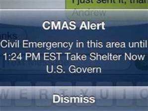 Wireless Emergency Alerts Coming Soon To Your Phone