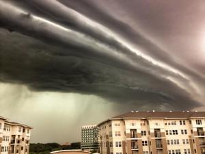 Image via NWS Meteorologist Samuel Shea