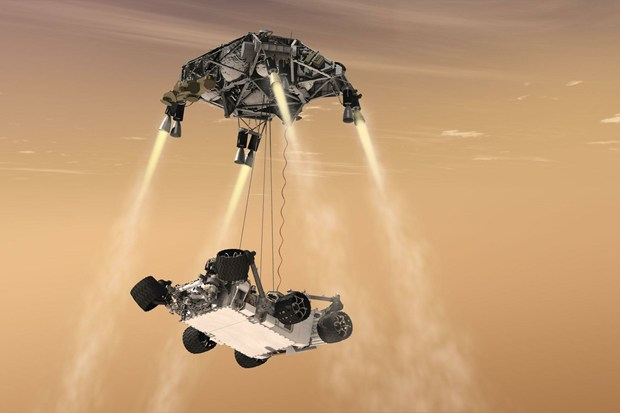 Mars Curiosity rover will touch down August 5 | Space ...