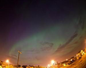 July 15 predawn aurora in Canada via Chatfield Photographics.