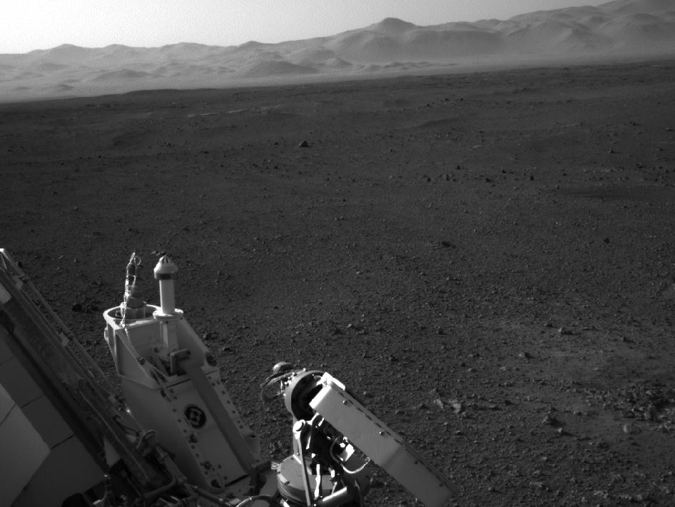 gale crater rover in mars - photo #30