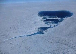 Greenland melting sets new record in 2012