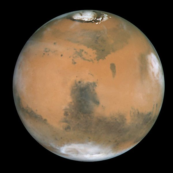 The planet Mars - ripe for exploration. It's the world most like Earth in our solar system, with a thin atmosphere and a nearly-24-hour day.