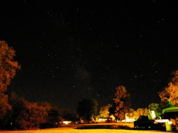 Constellation Sagittarius by Lewistown StormWatcher.