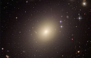 Elliptical galaxy ESO 325 G004