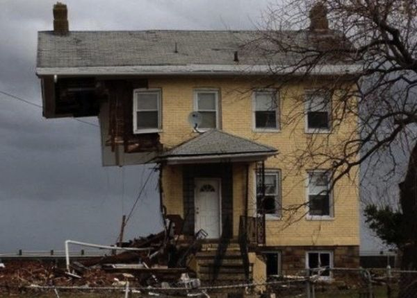 Hurricane Sandy Hits Northeast U S On This Say In Science