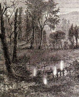 Artist unknown. Source: Flammarion, L'atmosphère: météorologie populaire (1888, p.749).  Via inamidst.com.