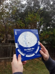 Planisphere (Northern Hemisphere Edition) - Buy one today!
