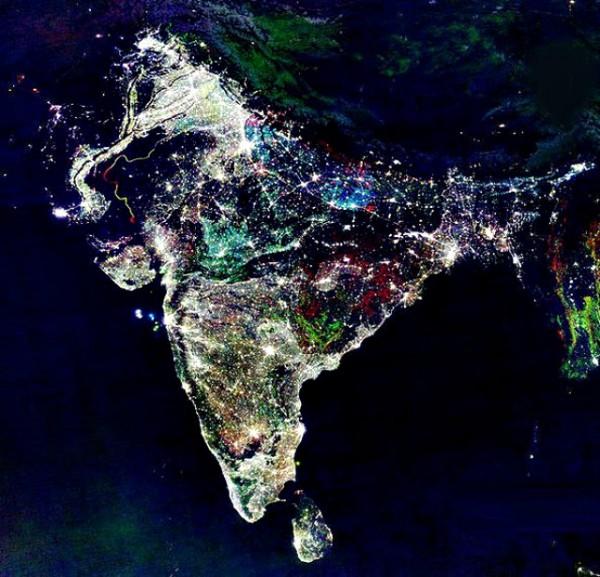 Fake image of Diwali still circulating